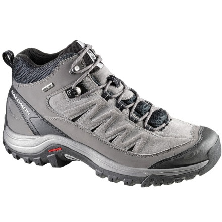 photo: Salomon Men's Exit Peak Mid GTX hiking boot