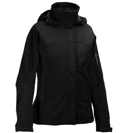 photo: Salomon Women's Snowtrip II 3:1 Jacket component (3-in-1) jacket