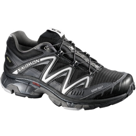 photo: Salomon Men's XT Wings 2 GTX trail running shoe