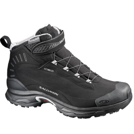 photo: Salomon Men's Deemax 2 Dry winter boot