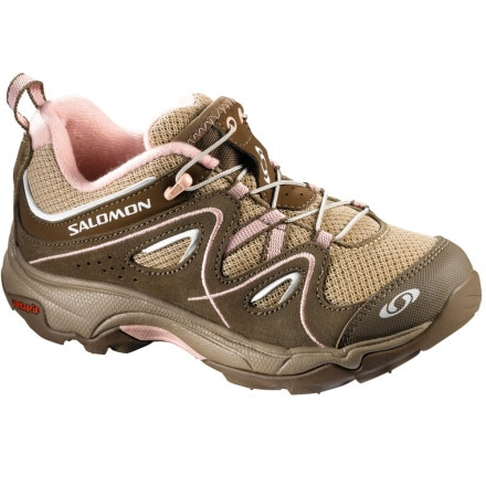 Shop for Salomon Trax Kid Hiking Shoe - Girls'
