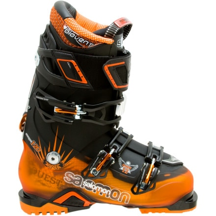 photo: Salomon Quest 12 alpine touring boot