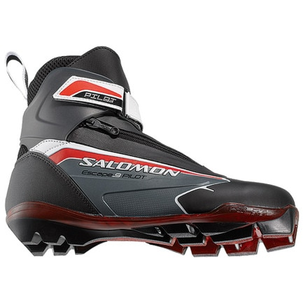 photo: Salomon Escape 9 Pilot CF nordic touring boot