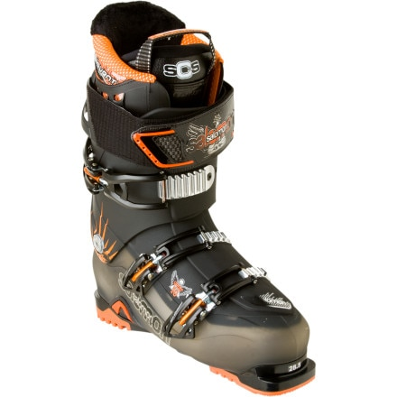 Salomon Quest 10