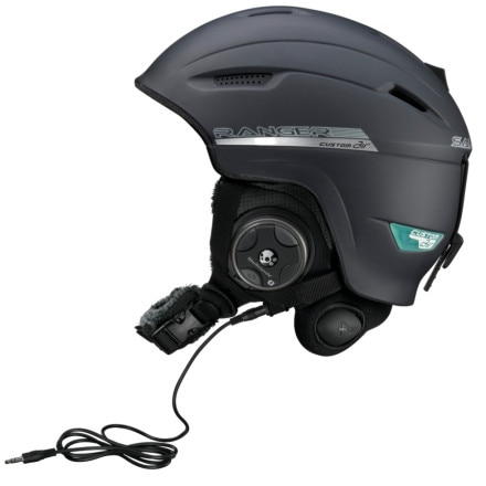 photo: Salomon Ranger Custom Air BT Helmet snowsport helmet