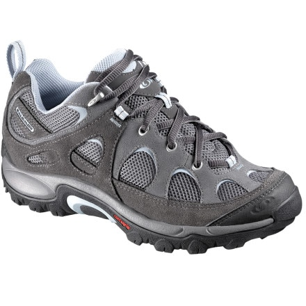 photo: Salomon Women's Exit Aero trail shoe