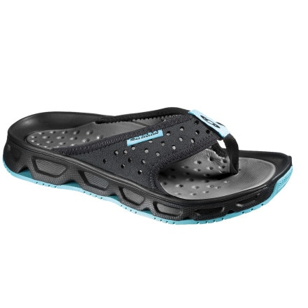 photo: Salomon Women's RX Break Flip-Flops sport sandal