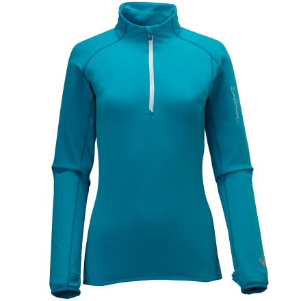 photo: Salomon XR 1/2 Zip Midlayer long sleeve performance top