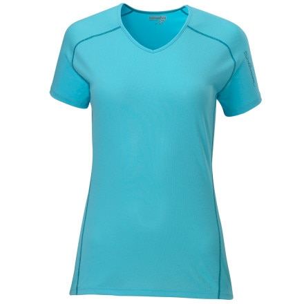 photo: Salomon Women's Minim T short sleeve performance top