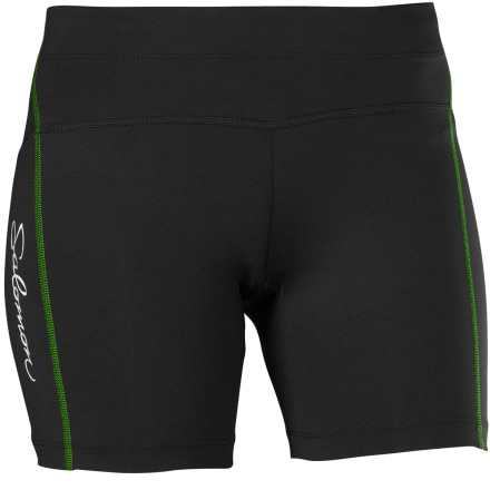 photo: Salomon Trail III Tight Short
