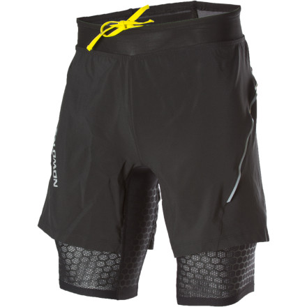 photo: Salomon Exo II Wings TW Short active short