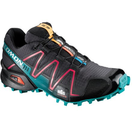 Shop for Salomon SpeedCross 3 Trail Running Shoe - Women's