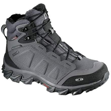 photo: Salomon Elbrus WP Boot winter boot