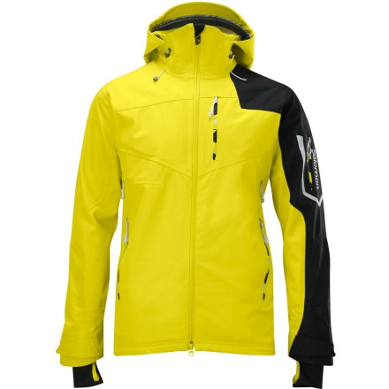 photo: Salomon Sideways 3L Jacket snowsport jacket