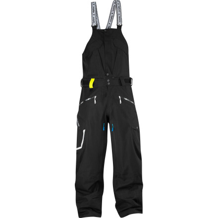 photo: Salomon Sideways Bib Pant snowsport pant