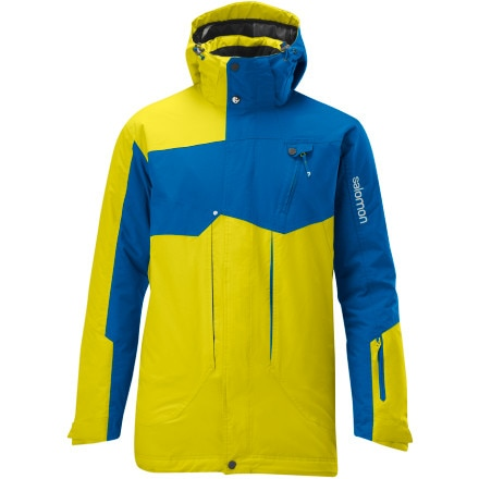 photo: Salomon Reflex Jacket