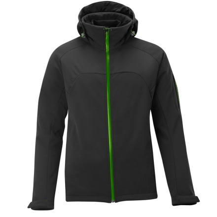 photo: Salomon Men's Snowtrip III 3:1 Jacket component (3-in-1) jacket