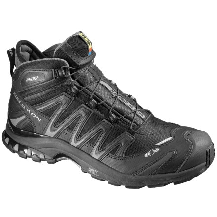 photo: Salomon Men's XA Pro 3D Mid GTX Ultra