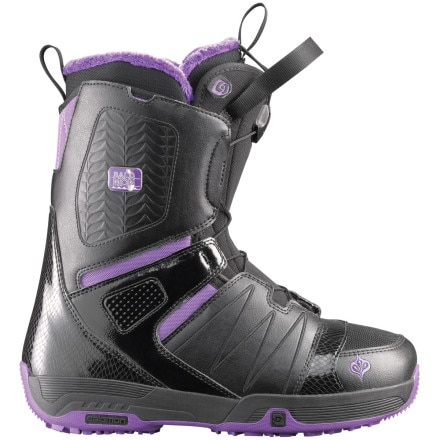 Shop for Salomon Snowboards Pearl Snowboard Boot - Women's