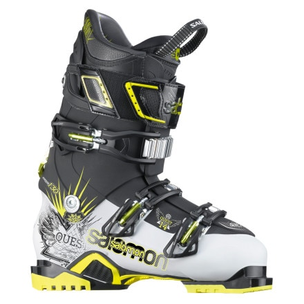 photo: Salomon Quest 14 Boot alpine touring boot