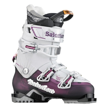 photo: Salomon Quest 10 Boot