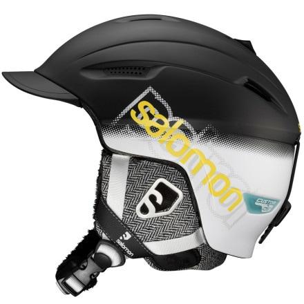 photo: Salomon Patrol Custom Air Helmet snowsport helmet