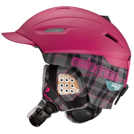 photo: Salomon Poison Custom Air Helmet snowsport helmet