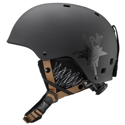 photo: Salomon Jib Jr. Helmet