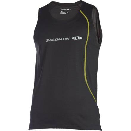 Salomon Trail III Tank Top - Men's