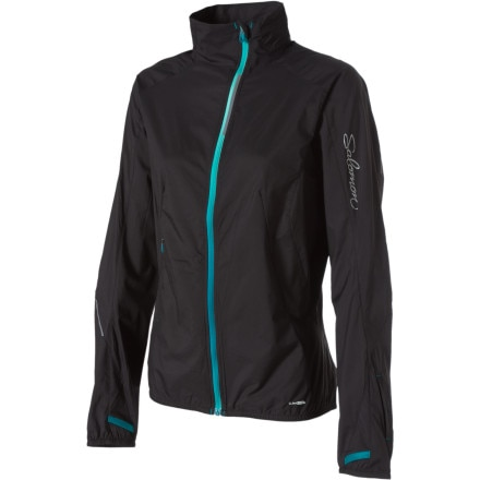 photo: Salomon Women's Fast Wing III Jacket wind shirt