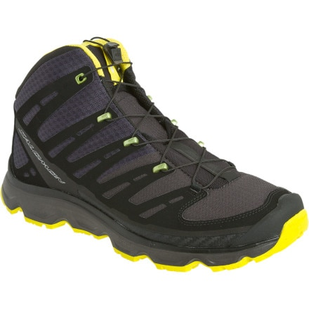 Shop for Salomon Synapse Mid Hiking Boot - Men's