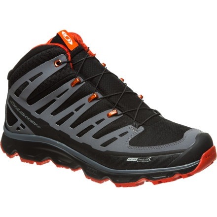 photo: Salomon Synapse Mid CS Pro