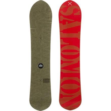 Salomon Snowboards Mini Pow Ripper Snowboard