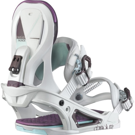 Salomon Snowboards Absolute Premium Snowboard Binding - Women's