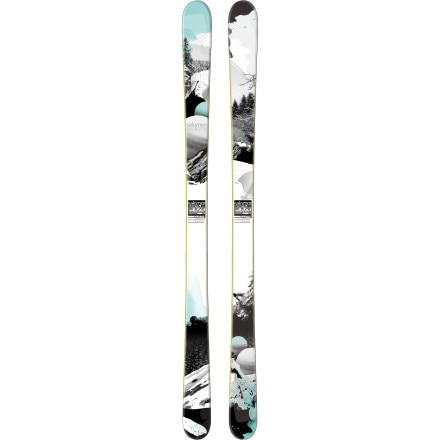 Salomon Rockette 92 Ski - Women's