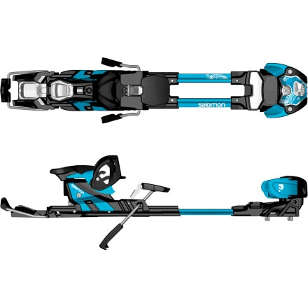 photo: Salomon Guardian 16 AT Binding