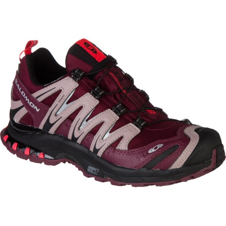 Salomon XA Pro 3D Ultra CS WP Trail Running Shoe - Women's