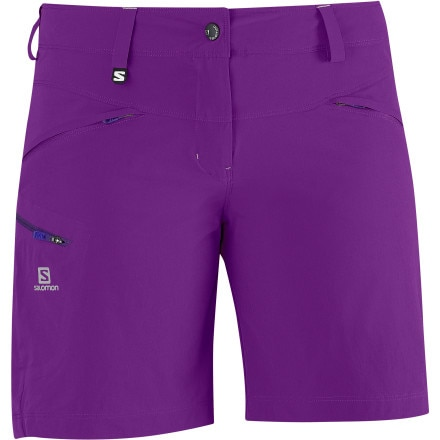 photo: Salomon Women's Wayfarer Short