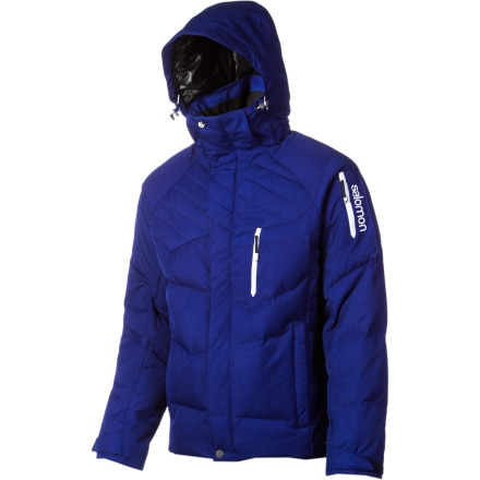 photo: Salomon Pic Down Jacket