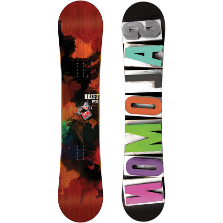 Salomon Snowboards Mini Drift Rocker Snowboard - Kids'