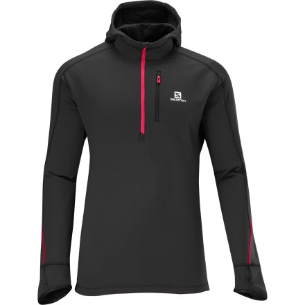 Salomon Swift Midlayer Hooded Shirt - Long-Sleeve - Men's
