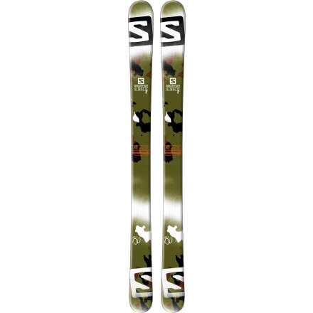 Salomon Suspect JR Ski