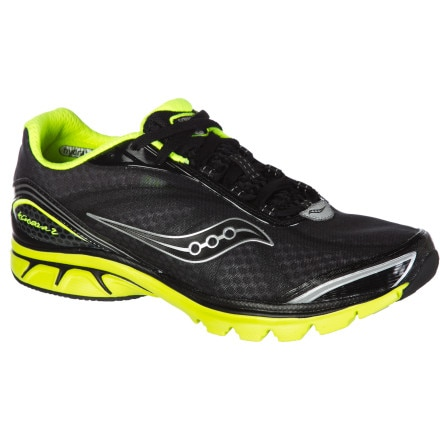 photo: Saucony ProGrid Kinvara 2 trail running shoe