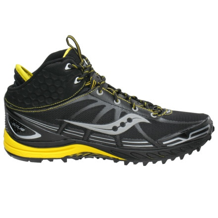 photo: Saucony Men's ProGrid Outlaw trail running shoe