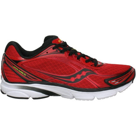 photo: Saucony ProGrid Mirage 2 trail running shoe