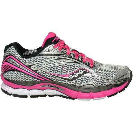 photo: Saucony Women's Powergrid Triumph 9 Running Shoe trail running shoe