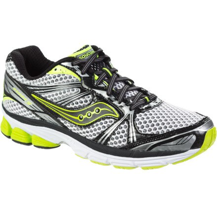 photo: Saucony Men's ProGrid Guide 5 trail running shoe