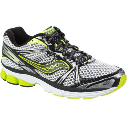 photo: Saucony ProGrid Guide 5 trail running shoe