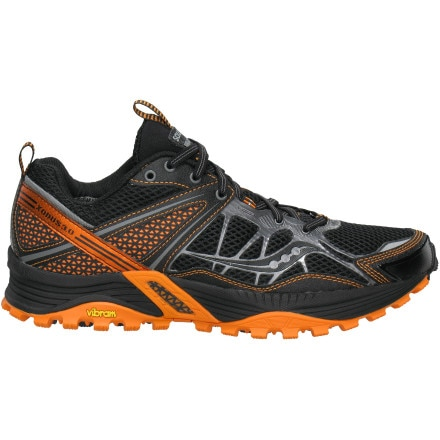 photo: Saucony Men's Progrid Xodus 3.0 trail running shoe