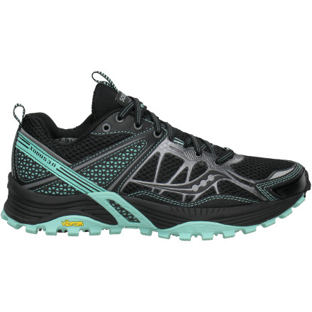 photo: Saucony Women's ProGrid Xodus 3.0 trail running shoe